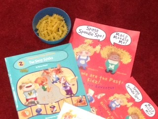 The Return of The Pasta Kidz – Children's Book Review – The Sorry Sticks