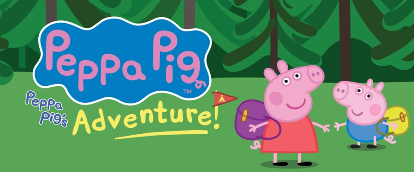 'Peppa Pig's Adventure' Review