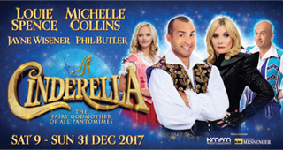 Pantomime Time! Cinderella Review