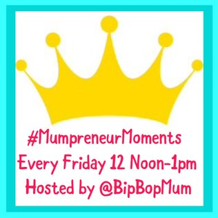 #MumpreneurMoments Linky!