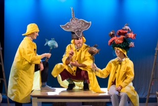 Tiddler & Other Terrific Tales – Theatre Review